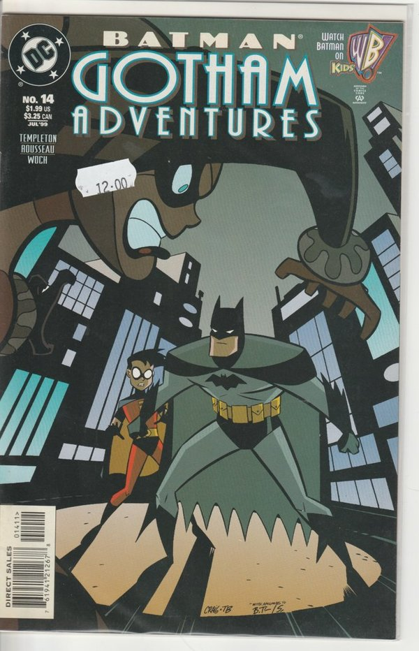 Batman Gotham Adventures 014