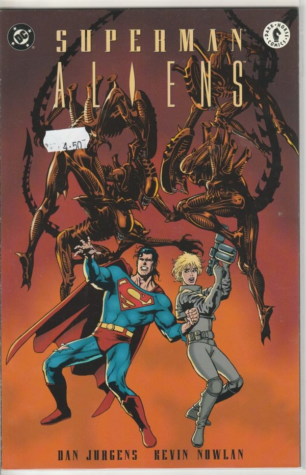 Superman vs Aliens 002