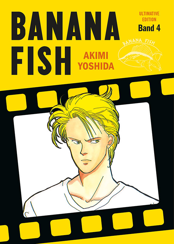 Banana Fish Ultimative Edition 04