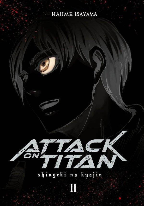 Attack on Titan Deluxe Edition 02