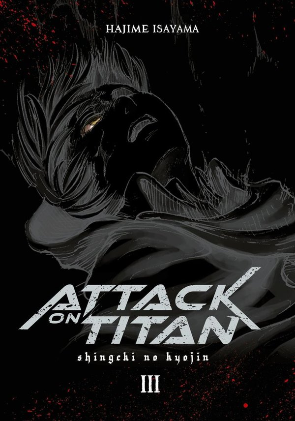 Attack on Titan Deluxe Edition 03