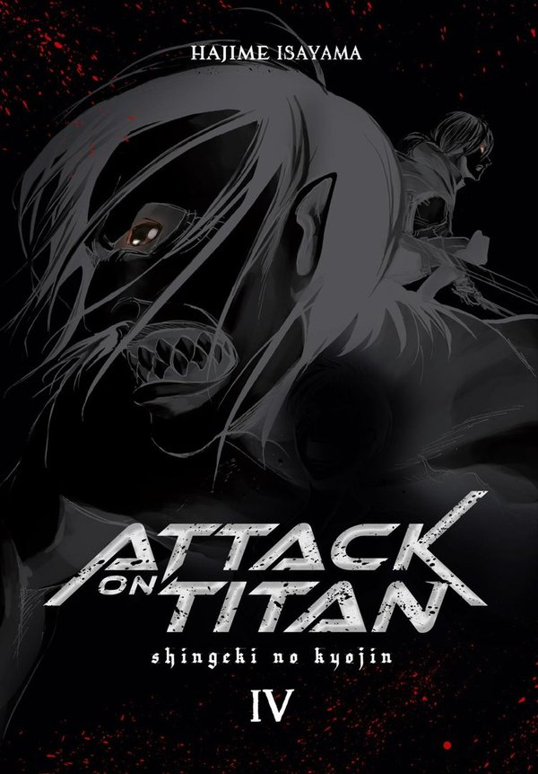 Attack on Titan Deluxe Edition 04
