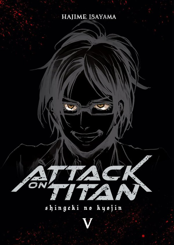 Attack on Titan Deluxe Edition 05