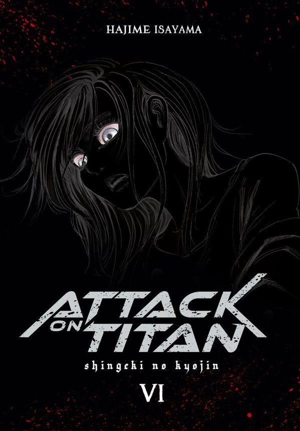 Attack on Titan Deluxe Edition 06