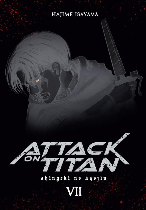 Attack on Titan Deluxe Edition 07