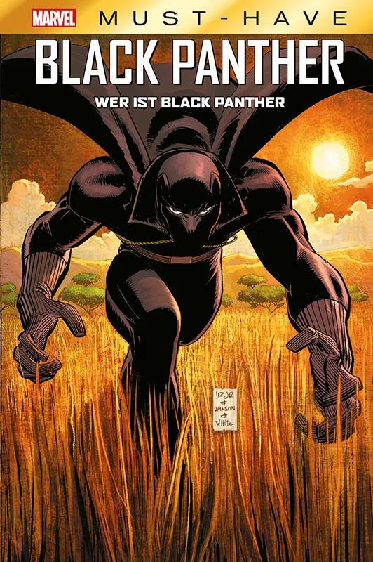 Marvel Must-Have: Black Panther - Wer ist Black Panther