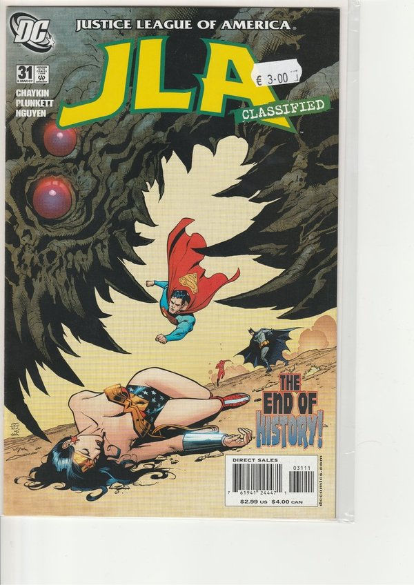 JLA Classified 031