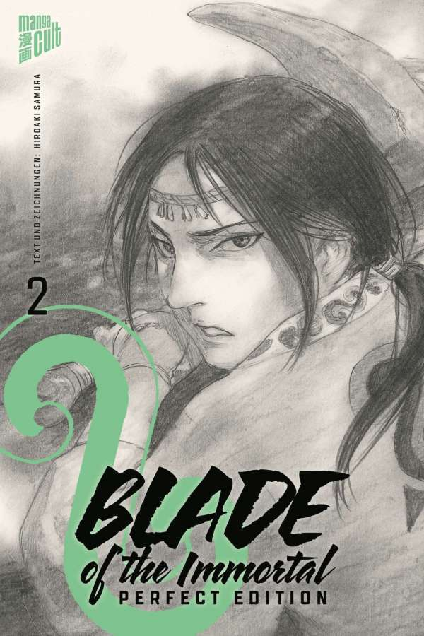 Blade of the Immortal 02 Perfect Edition