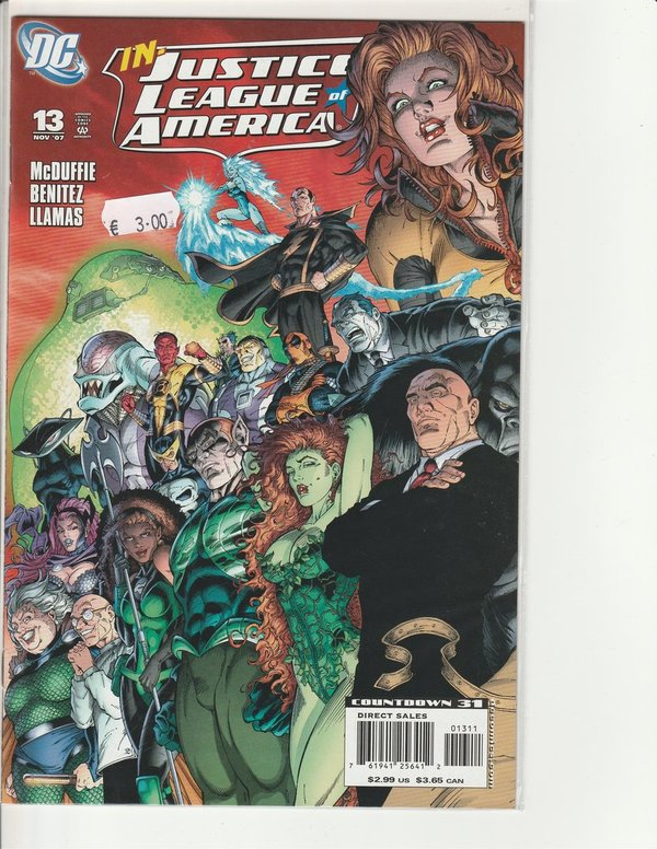 Justice League of America 013