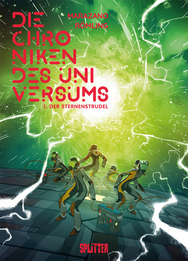 Die Chroniken des Universums 01