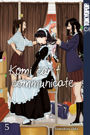 Komi can't communicate 05