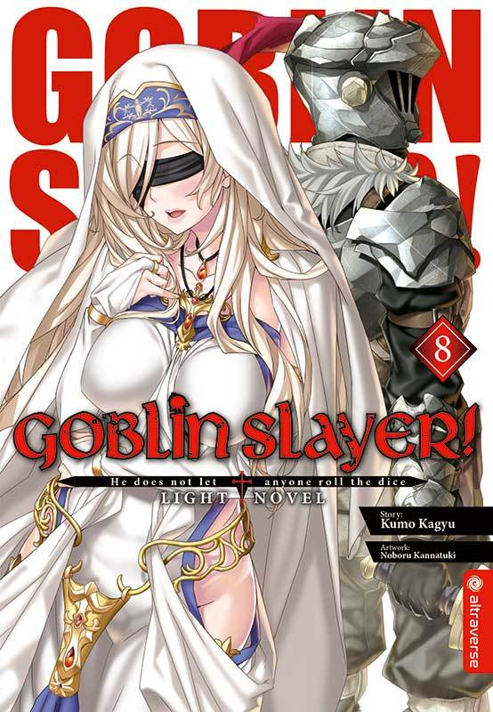 Goblin Slayer 08 - Light Novel