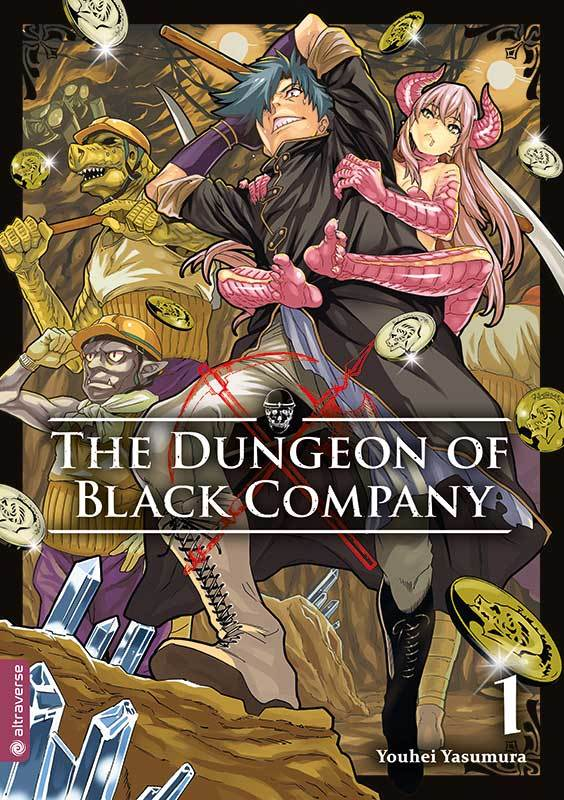 The Dungeon of Black Company 01
