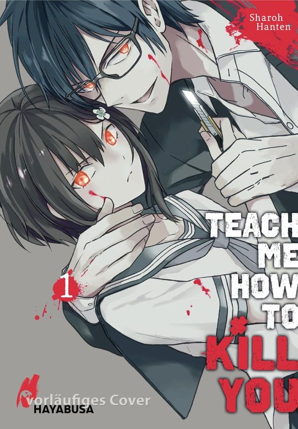 Teach me how to Kill you 01